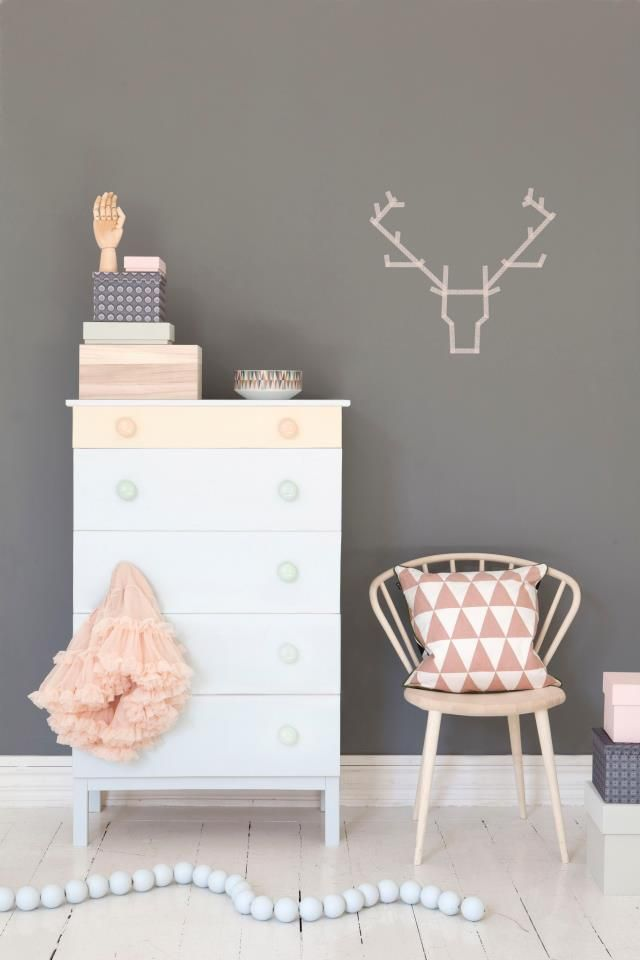 pastell inspirasjon maling hjemmet 2015