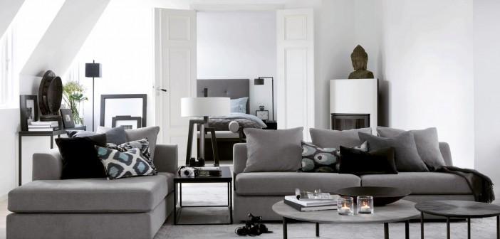 Inspirasjon: Klassisk moderne interiør