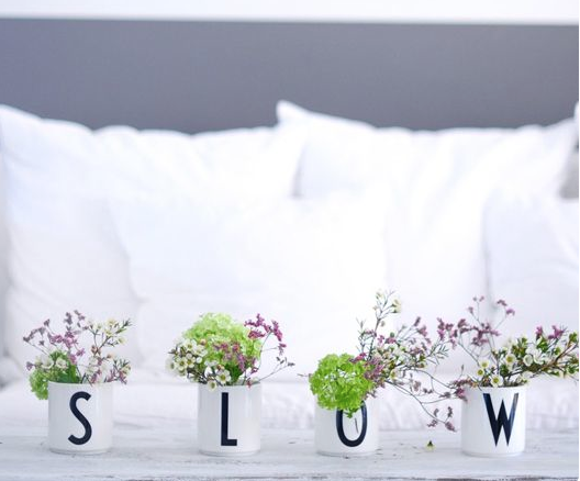 arne jacobsen potte med blomster