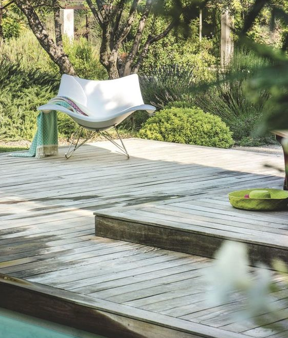 Stingray stol utendørs
