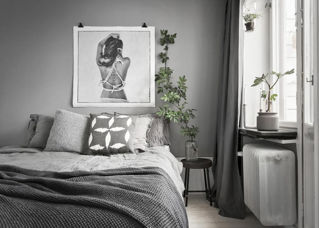 Soverom inspirasjon 30 lekre soverom interi rinspirasjon - Camera da letto glicine ...