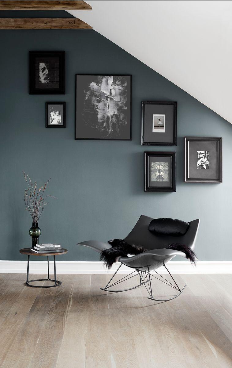 Stingray stol inspirasjon svart