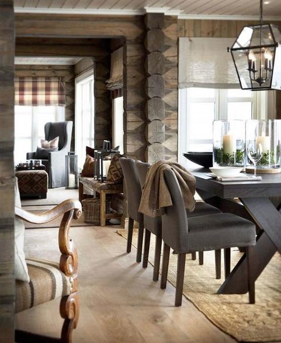 Fabelaktig Hytte interiør | Interiørinspirasjon GG-86