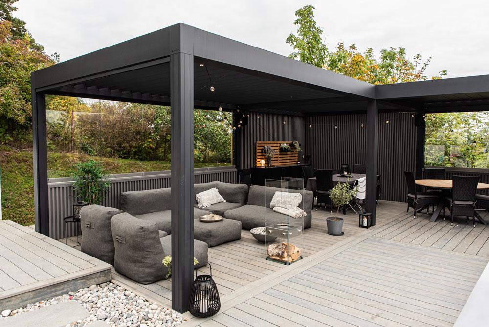 hage og terrasse inspirasjon
