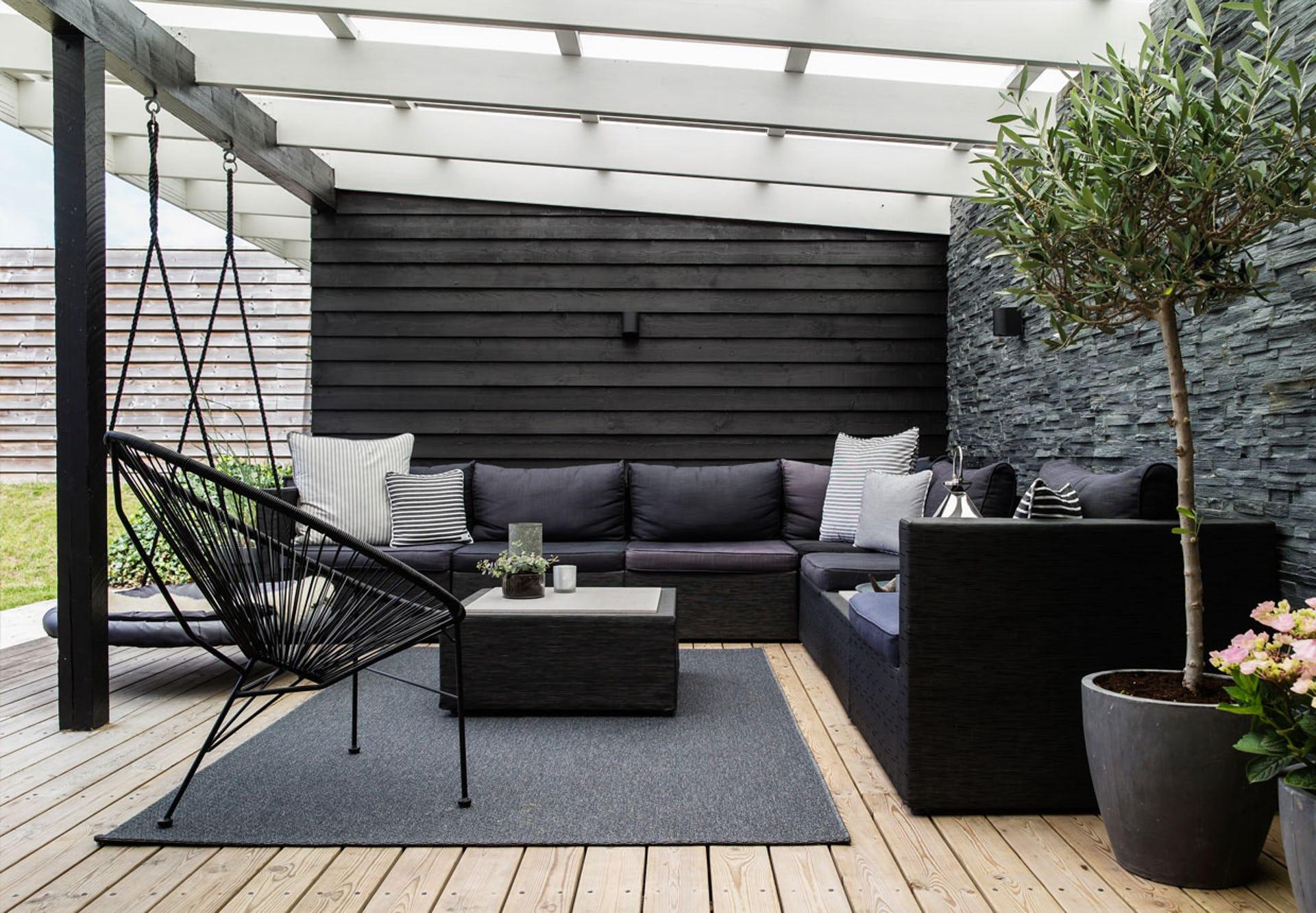 Veldig Inspirasjon: Hage og terrasse | Interiørinspirasjon.no TH-65