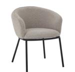 Cortone stol, grå