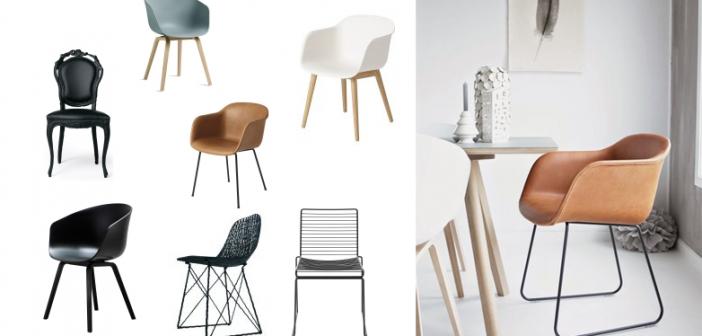 Inspirasjon: Trendy designstoler
