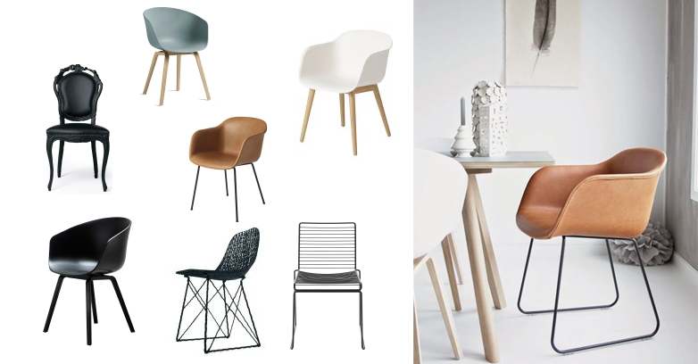 Trendy designstoler