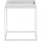 Tray Table bord fra Hay, 40×40, hvit
