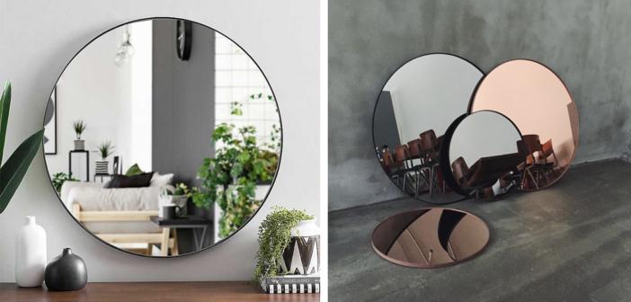 Runde speil – Bli inspirert her!